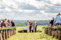 Hill Top Wedding